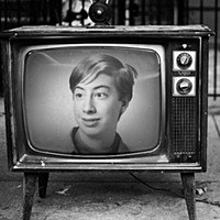 Foto efecto - Old TV set