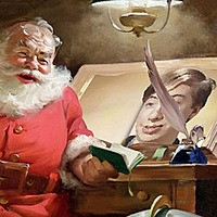 Effet photo - Santa's Book