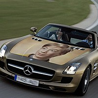 Effet photo - Mercedes-Benz