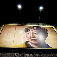 Foto efecto - Billboard in Lights