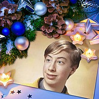 Effet photo - Christmas Design