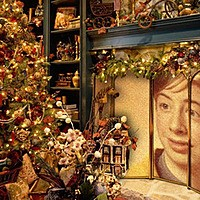 Foto efecto - Christmas Room