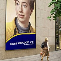 Foto efecto - Billboard. Your best choice