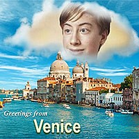 Efektu - Postcard. Greetings from Venice