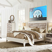 Photo effect - Room with white interior