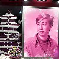 Foto efecto - Christmas Shop Window