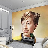 Photo effect - Elegant room design