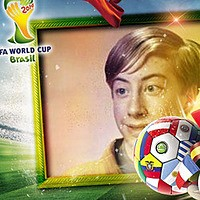 Photo effect - FIFA World Cup Brazil 2014