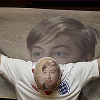 Photo effect - Football Fan