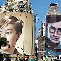 Foto efecto - Neighbour of Harry Potter