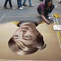 Photo effect - Street Art