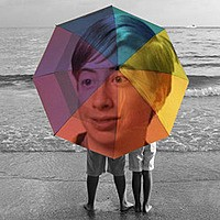 Photo effect - Umbrella