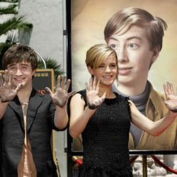 Foto efecto - Harry Potter