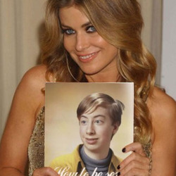 Photo effect - Secret of Carmen Electra