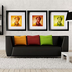 Photo effect - Modern interior design