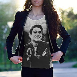 Photo effect - Print of your photo on the tshirt