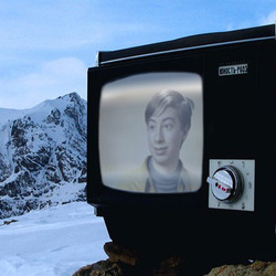 Photo effect - Tv for real climbers