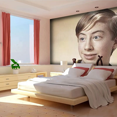 Photo effect - Room design in your style