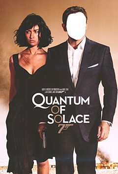 Quantum of Solace. James Bond