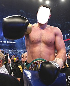 Boxing. Vitaly Klitschko is the best