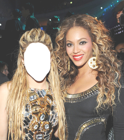Photo frame Concerto de Beyoncé