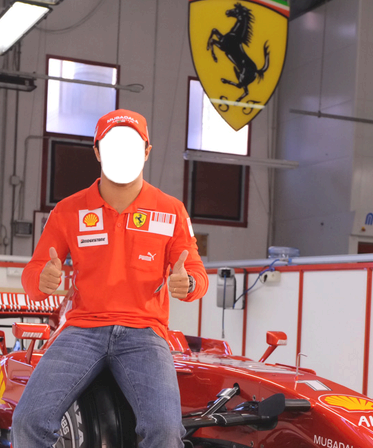Your photos - Formula 1. Felipe Massa Ferrari team