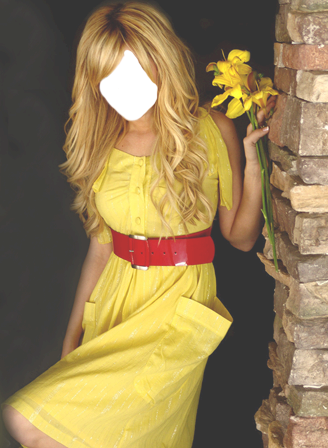 Your photos - Lady in yellow