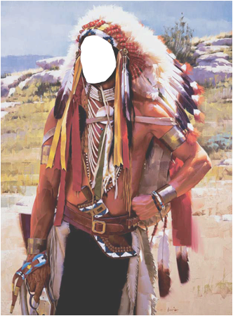 Your photos - Red indian