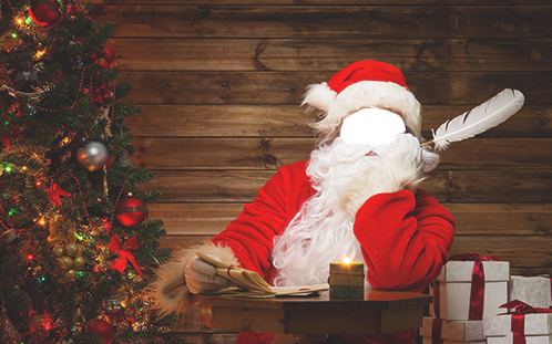 Your photos - Santa with letters