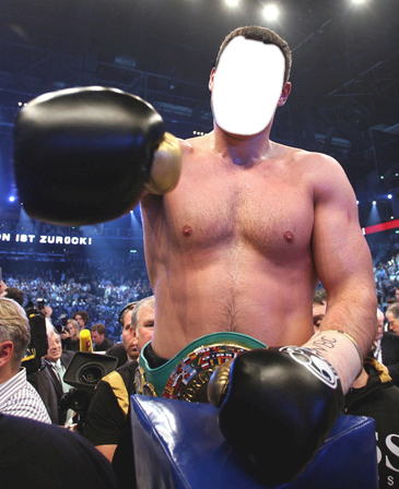 Your photos - Boxing. Vitaly Klitschko is the best