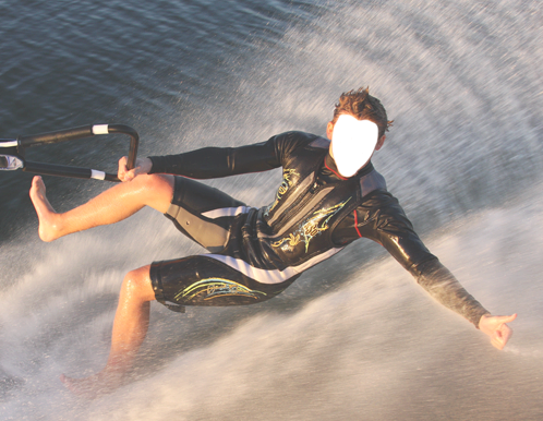 Your photos - Funny water skiing