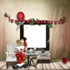 Photo frame - Happy Birthday