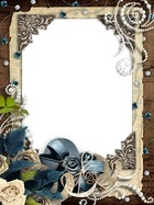 Photo frame - Key From Heart