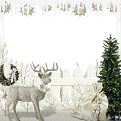 Fairytale winter theme