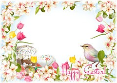 Wishing you an Easter that is bright and happy