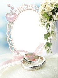 Photo frame - Sentimental Wedding