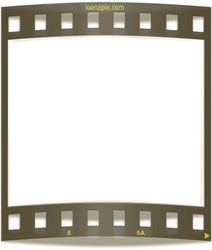 Mini Photo frame - Frames of film