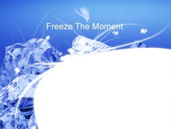 Mini Photo frame - Freeze the moment