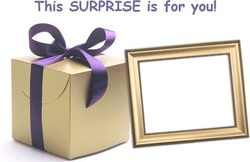 Mini Photo frame - Giftbox for you