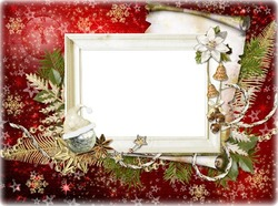 Mini Photo frame - Only few minutes to the New Year