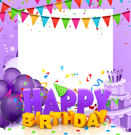 how to order birthday frames