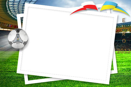 Photo frame - Euro 2012 Poland Ukraine