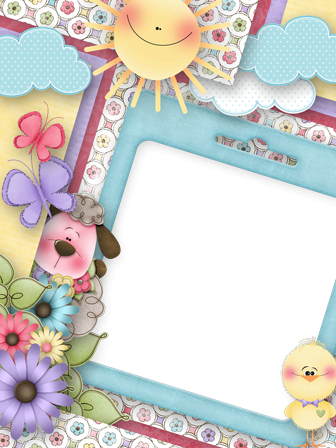Photo frame - For little babies