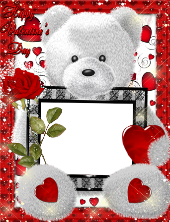 Photo frame - Happy Valentine's day