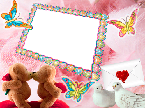 Photo frame - My love
