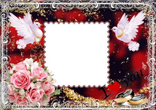 wedding online photo frames