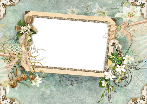 Photo frame - Napless frame