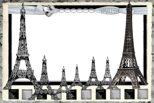 Photo frame - Paris