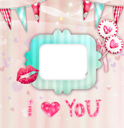 Photo frame - Sweet sweet love in photo frame