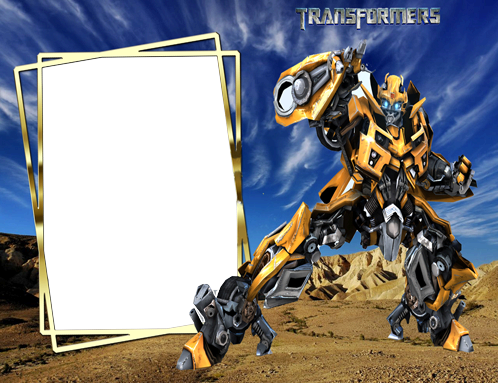 Photo frame - Real transformer